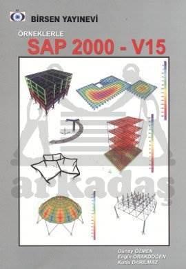 Örneklerle SAP 2000 V-12
