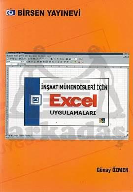 İnşaat Mühendisliğinde Excel Uygulamaları