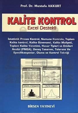 Kalite Kontrol (Excel Destekli)