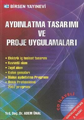 Aydınlatma Tasarımı ve Projeleri CD li