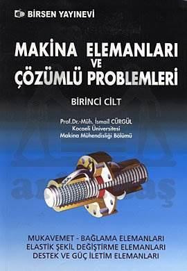 Makine Elemanları ve Problemleri C1