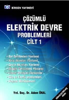 Çözümlü Elektrik Devre Problemleri C1