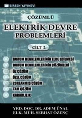 Çözümlü Elektrik Devre Problemleri C2