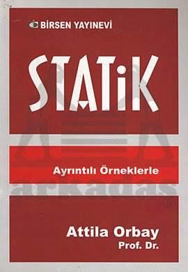 Statik Ayrıntılı Örneklerle