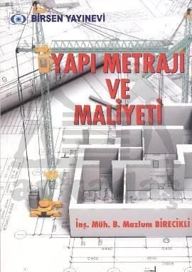 Yapı Metrajı ve Maliyeti
