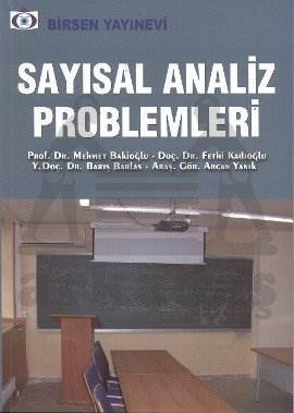 Sayısal Analiz Problemleri