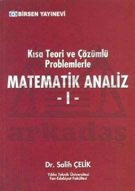 Matematik Analiz Çözümlü Problemler 1