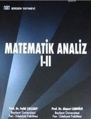 Matematik Analiz 1-2