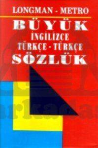 Büyük İngilizce-Türkçe/Türkçe-İngilizce-Büyük Boy