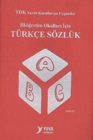 İlköğretim Okulları İçin Türkçe Sözlük (Plastik Kapak); TDK Yazım kurallarına Uygundur