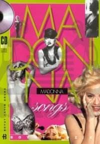 Madonna CD + Kitap