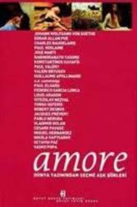 Amore Dünya Yazınından Seçme Aşk Şiirleri