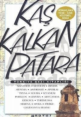 Türkiye Gezi Kitaplığı - Kaş, Kalkan, Patara