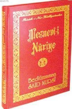Mesnevi-İ Nuriye (Büyük Boy-Cilt Arkası Lügatçeli)