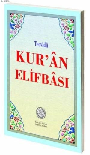 Tecvidli Kur'an Elifbası (Şamua)