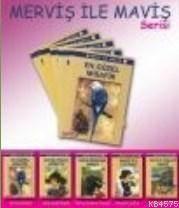 Merviş İle Maviş (5 Kitap-Renkli)