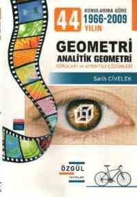 Konularına Göre Geometri Analitik Geometri