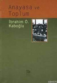 Anayasa Ve Toplum
