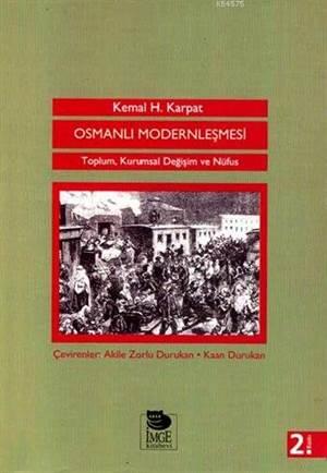 Osmanlı Modernleşmesi; Toplum Kuramsal Değişim Ve Nüfus