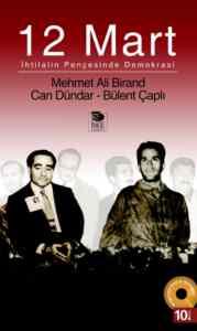 12 Mart İhtilalın Pençesinde Demokrasi Cilt Dvd Hediyeli