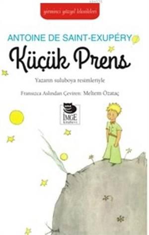 Küçük Prens; Yazarın Suluboya Resimleriyle
