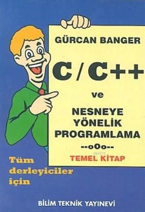 C / C++ Nesneye Yönelik Programlama (Temel Kitap)