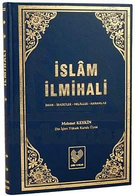 İslam İlmihali  ( Kitap Kağidi )