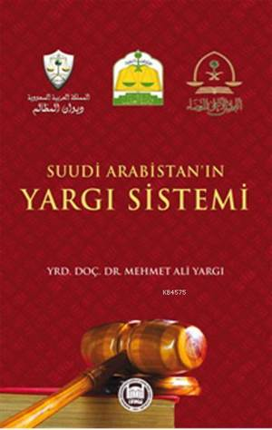 Suudi Arabistan'in Yargi Sistemi