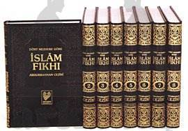 Dört Mezhebe Göre İslam Fikhi  1. Ham. 8 Cilt