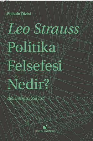 Politika Felsefesi Nedir?
