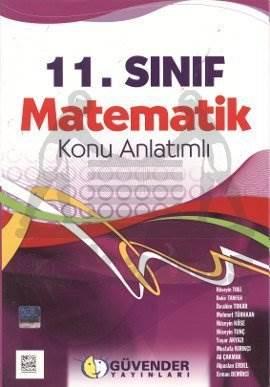 11 Sınıf Matematik Konu Anlatımlıu