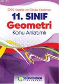 11 Sınıf Geometri Konu Anlatımlı