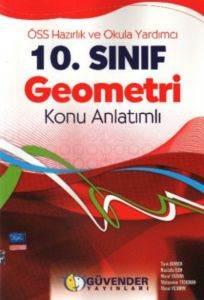Güvender 10.Sınıf Geometri Konu Anlatımlı (Yeni Baskı)