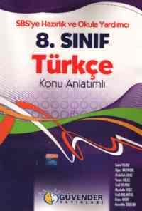 8.Sınıf Türkçe Konu Anlatımlı