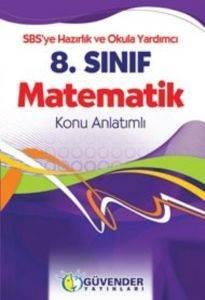 8.Sınıf Matematik Konu Anlatımlı