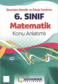 6.Sınıf Matematik Konu Anlatımlı