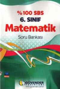 Güvender %100 SBS 6. Sınıf Matematik S.B.