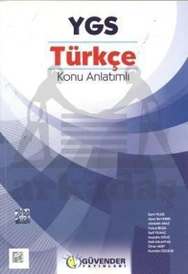 Güvender YGS Türkçe K.A.