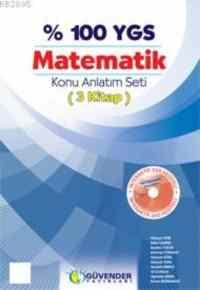 YGS Matematik Konu Anlatım Seti (3 Kitap)