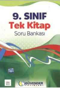 9.Sınıf Tek Kitap Soru Bankası