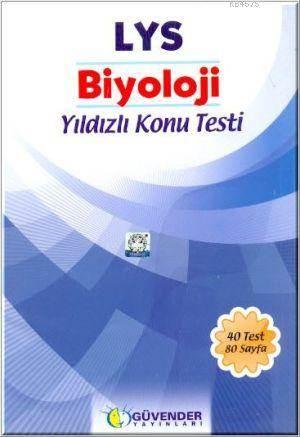 LYS Biyoloji Yıldızlı Konu Testi