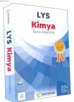 LYS Kimya Konu Anlatımlı (Yeni Müfredat)