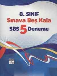 8.Sınıf Sınava Beş Kala SBS 5 Deneme