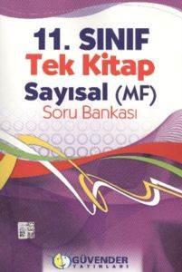 11.Sınıf Tek Kitap Sayısal Soru Bankası