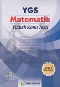 Güvender Ygs Matematik Poşet Test (60 Test)