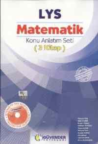 Lys Matematik Konu Anlatım Seti (3 Kitap)