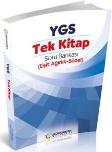 YGS Tek Kitap Soru Bankası