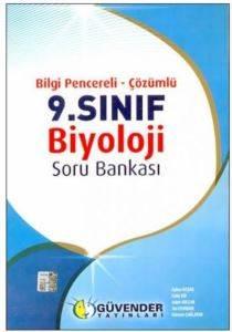 Güvender 9. Sınıf Biyoloji Bilgi Pencereli Çöz. Soru Bankası