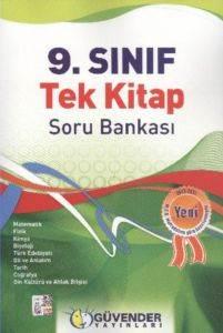 Güvender 9. Sınıf Tek Kitap Soru Bankası