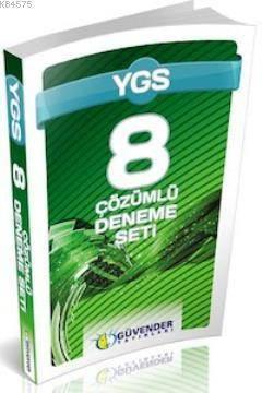 Güvender YGS 8 Fasikül Deneme